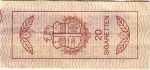 Aruba tax stamp
