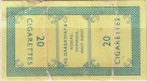 Dominica tax stamp