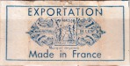 France tax stamp