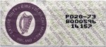Ireland tax stamp