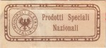 Italy tax stamp