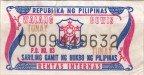 Philippines tax stamp