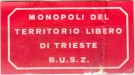 Trieste tax stamp